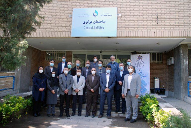 برگزاری دیدار نوروزی در موسسه تحقیقات آب