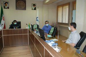 نشست موسسه تحقیقات آب با کانون پتنت ایران برگزار شد.