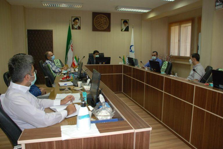 نشست موسسه تحقیقات آب با کانون پتنت ایران