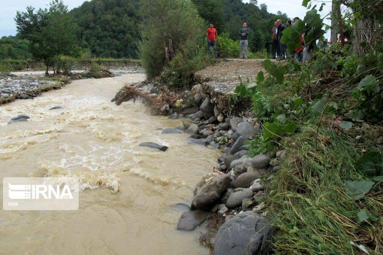 احتمال وقوع سیلاب در سواحل دریای خزر و شمال غرب کشور